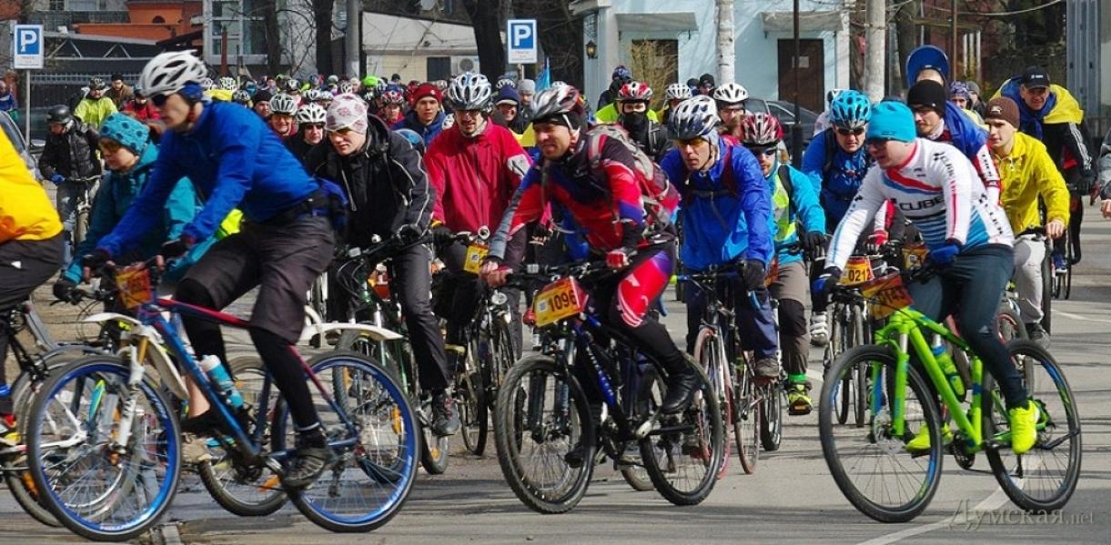 Одесская Велосотка 2019 -100 километров по Поясу Славы