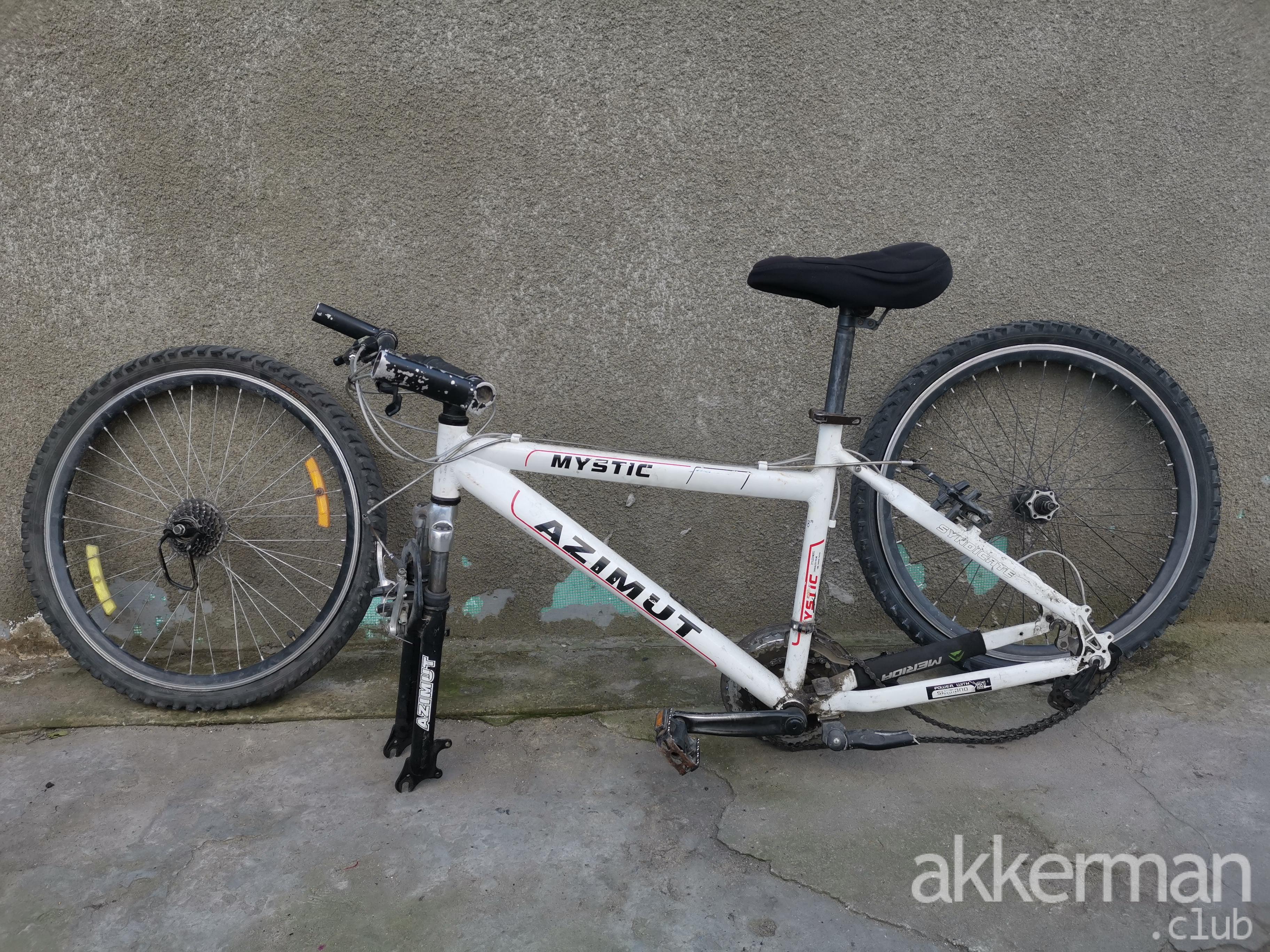 Велосипед Azimut mystic