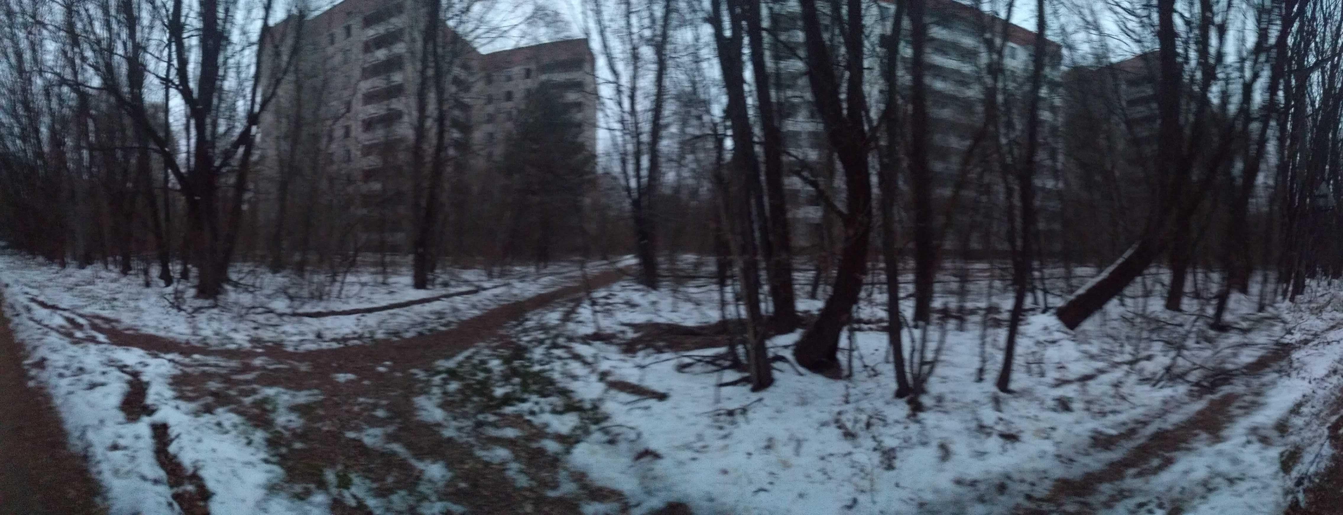 Экскурсия в Чернобыль и Припять - 30.03.2019